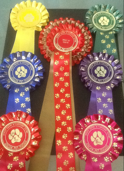 Rosettes from Oscar Pet Foods