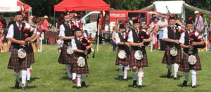 Reading Scottish Pipe Band Youth Section